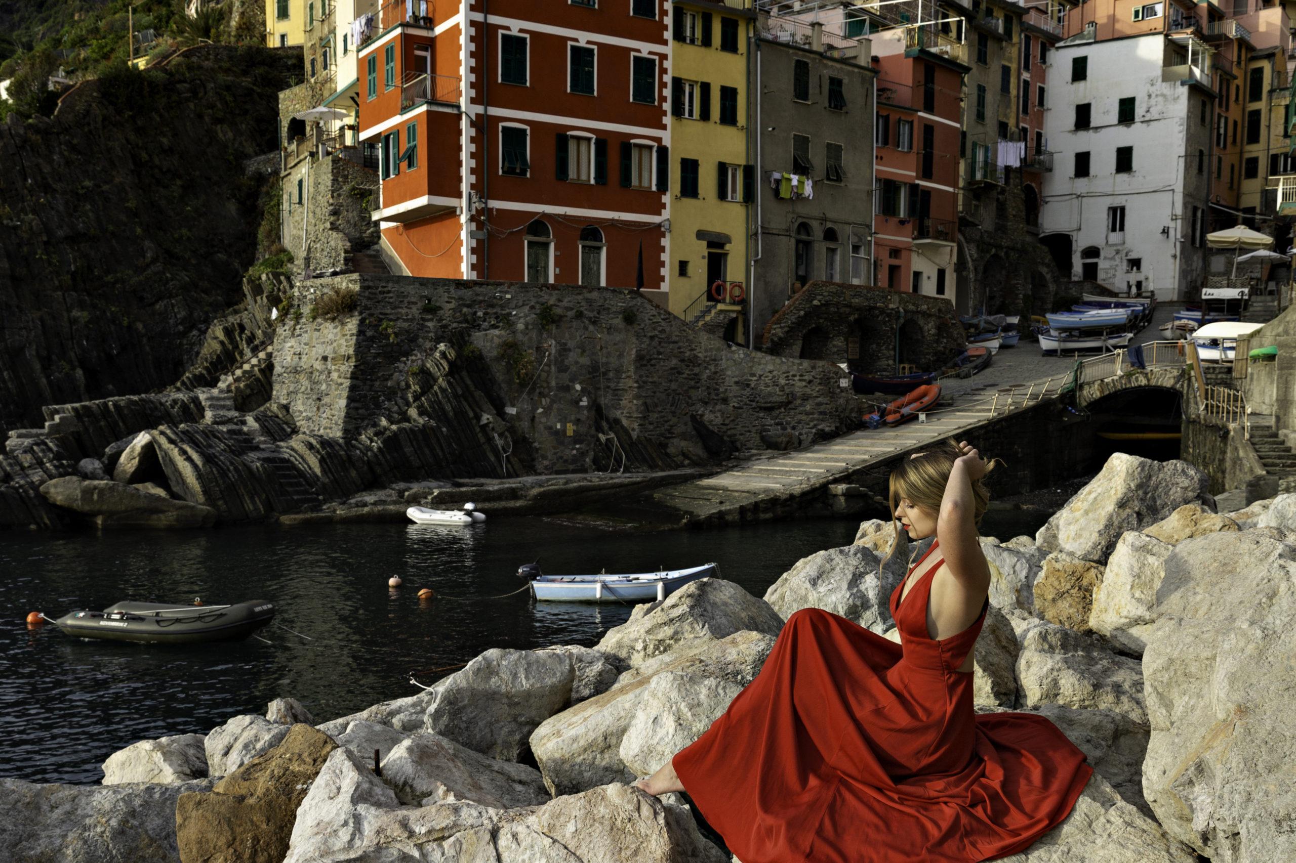 Sarah Baboro Photographe Destinations Afrique Amérique du Nord Asie Europe Italie Cinque Terre Riomaggiore