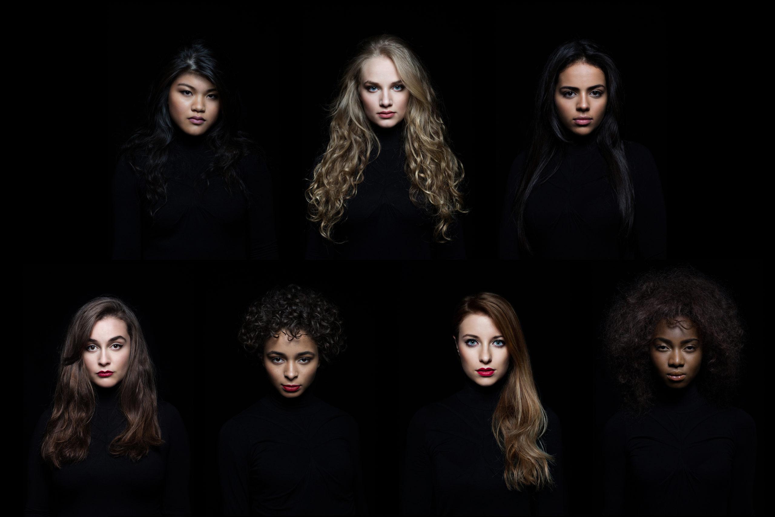 Sarah Baboro Photographe Shooting Photo Lille Portrait Mode Fashion Makeup Women